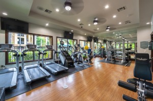 One Bedroom Apartments for Rent in Northwest Houston, TX - Fitness Center